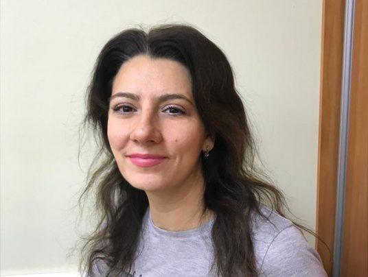 Цибизова Марина