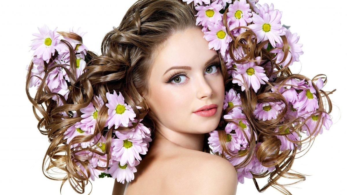 Уход за волосами весной